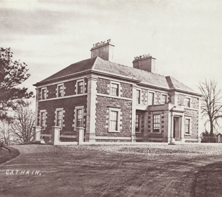 Cathkin House 1870
