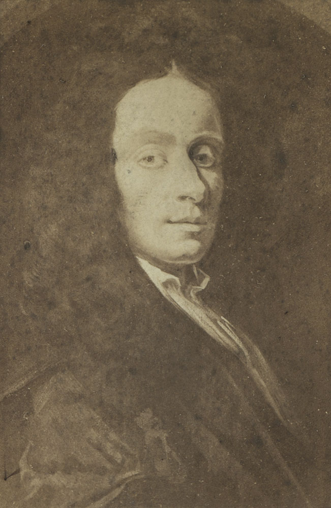Photograph of a painting of John Spreull